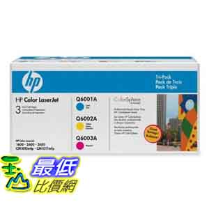 [美國直購] Brand Compatible Q6001A Cyan Toner Cartridge for Use in HP Color Laserjet 1600/2600/2600n/2605 Laser Printers $1272