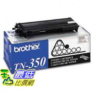 [網購退回拆封碳粉匣] Brother TN350 TN-350 Factory Remanufactured Toner Cartridge $599