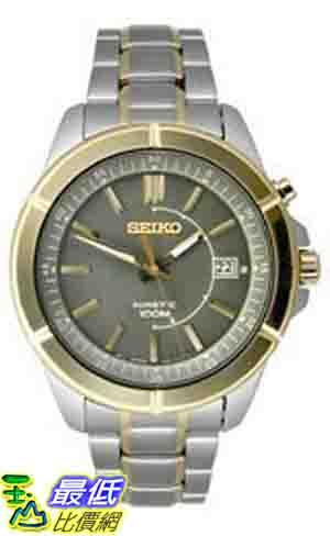 [美國直購 ShopUSA] Seiko Kinetic 男士手錶 SKA546 _afd $5860