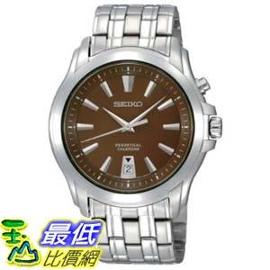 [美國直購 ShopUSA] Seiko Perpetual Calendar 男士手錶 SNQ119 _afd $4260