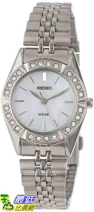 [美國直購 ShopUSA] Seiko Solar 女士手錶 SUP093 $4500