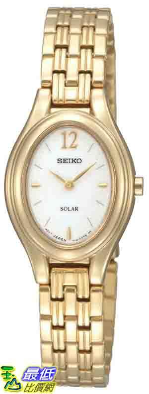 [美國直購 ShopUSA] Seiko Solar 女士手錶 SUP008 _afd $3100