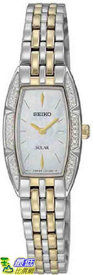 [美國直購 ShopUSA] Seiko Solar 女士手錶 SUP152 _afd $4260