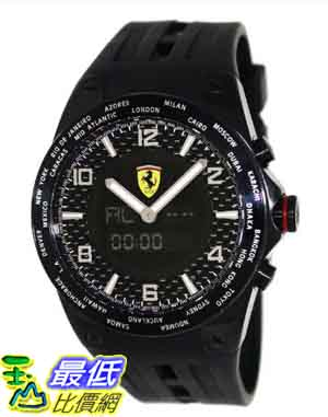 [美國直購 USAShop] Ferrari 手錶 Men's Watch FE-05-IPB-FC _mr $13684