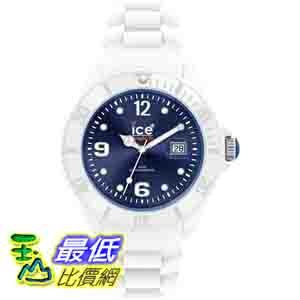 [美國直購 USAShop] Ice-Watch Unisex Ice-White Watch SI.WB.B.S.10 $2549