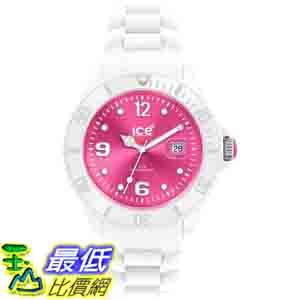 [美國直購 USAShop] Ice-Watch Women's Ice-White Watch SI.WP.U.S.11 $1919