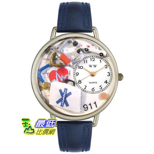 [美國直購 USAShop] Whimsical 手錶 Unisex EMT in Silver Watch U0620024 _mr $2087