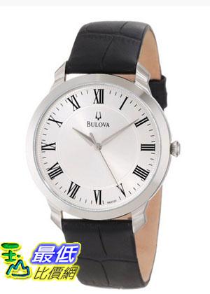 [美國直購 USAShop] Bulova 手錶 Men's 96A133 Strap Watch $5632
