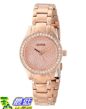 [美國直購 USAShop] GUESS 手錶 Women's U0230L3 Analog Display Quartz Rose Gold Watch $3809