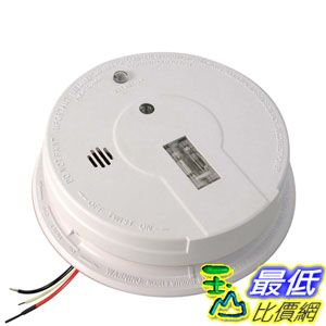 [美國直購 USAShop] Kidde 煙霧報警器 i12080 Hardwire Smoke Alarm with Exit Light and Battery Backup $1498