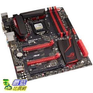 [美國直購] ASUS 主機板 MAXIMUS VII HERO Z97 ATX DDR3 2600 LGA 1150 Motherboards MAXIMUS VII HERO $9839