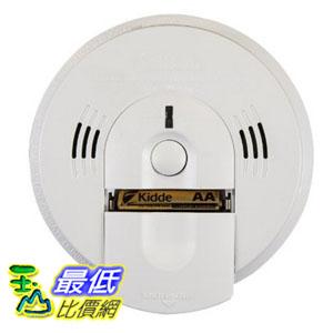 [2年保固前置式電池] Kidde《煙霧及一氧化碳》乾電池驅動 警報器 COSM-BA_C205 $2298