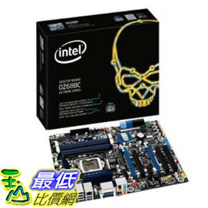 [美國直購 ShopUSA] Intel 台式機主板 Corp. Single Pack Dz68bc Atx Z68 (boxdz68bc) -   $3500