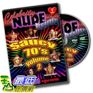 [美國直購 ShopUSA] Celebrity 歌劇團 Nude Revue, The Saucy 70's Volume 2  $781