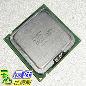 [美國直購 ShopUSA] Intel Pentium 插槽 4 SL8J9 2.93Ghz/1M/533 Socket LGA775 CPU   $500