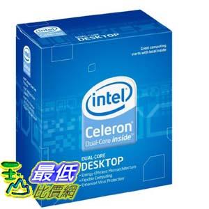 [美國直購 ShopUSA] Intel 雙核處理器 Celeron E1200 Dual-Core Processor, 1.6 GHz, 512K L2 Cache, 800MHz FSB, LGA775   $2374