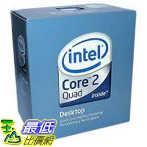 [美國直購 ShopUSA] Processor - 1 x Intel 處理器 Core 2 Quad Q9300 / 2.5 GHz ( 1333 MHz ) - LGA775 Socket - L2 6 MB – Box   $5838