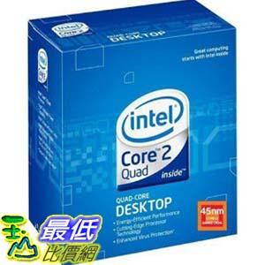 [美國直購 ShopUSA] Intel 四核處理器 Core 2 Quad Processor Q9550 2.83GHz 1333MHz 12 MB LGA775 EM64T CPU BX80569Q9550.   $11338