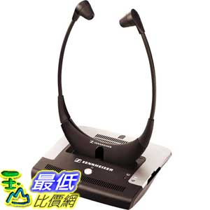 [美國直購 ShopUSA] 電視用紅外線無線耳機 Sennheiser IS410  Ultra-lightweight Assistive Listening Stereo Headphone System $5898