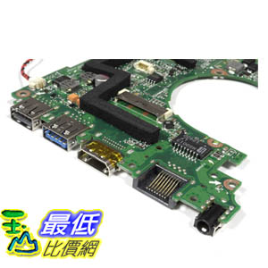 [美國直購 ShopUSA] Asus 主機板 Q200E X202E Series Motherboard With Intel i3-2365m CPU 60-NFQMB1800 Win8 $5759