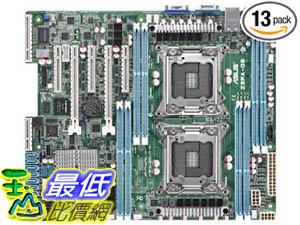 [美國直購 ShopUSA] Asus 主機板 DDR3 1066 Intel-LGA 2011 Motherboard Z9PA-D8 (ASMB6-IKVM) $16173