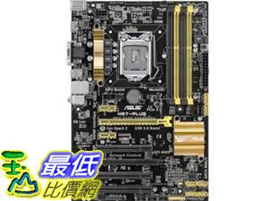 [美國直購 ShopUSA] Asus 主機板 ATX DDR3 1333 LGA 1150 Motherboard H87-PLUS $5319