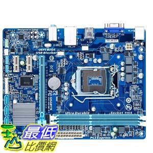 [103美國直購 ShopUSA] Gigabyte 主機板 LGA1155 Intel H61 Express Micro ATX DDR3 1600 Motherboards GA-H61M-S1 $2189