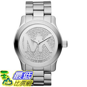 [美國直購 ShopUSA] Michael Kors 手錶 Women's MK5544 Silver Stainless-Steel Quartz Watch with Silver Dial #1681883044 _mr $7383