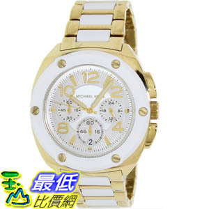 [美國直購 ShopUSA] Michael Kors 手錶 Women's MK5731 Two-Tone Stainless-Steel Quartz Watch with Silver Dial #1681892282 _mr $7631