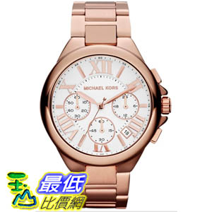 [美國直購 ShopUSA] Michael Kors 手錶 Women's MK5757 Rose-Gold Stainless-Steel Analog Quartz Watch with White Dial #1681891648 _mr $7348