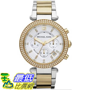 [美國直購 ShopUSA] Michael Kors 手錶 Women's MK5626 Two-Tone Stainless-Steel Quartz Watch with Silver Dial #1681888098 _mr $7336