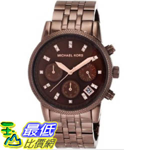 [美國直購 ShopUSA] Michael Kors 手錶 Women's MK5547 Brown Stainless-Steel Quartz Watch with Brown Dial #1681881024 _mr $7715