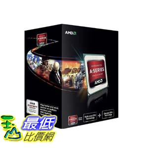 [103美國直購 ShopUSA] AMD 雙核處理器 A6-6400K Richland 3.9GHz Socket FM2 65W Dual-Core Desktop Processor  $2719