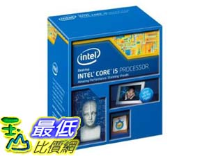 [103美國直購 ShopUSA] Intel 四核處理器 Core i5-4570S Quad-Core Desktop Processor 2.9 GHZ 6MB Cache- BX80646I54570S $8515