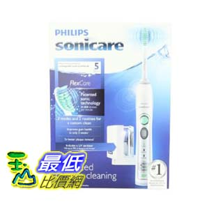 [103美國直購] Philips 電動牙刷 Sonicare HX6932/10 FlexCare RS930 Rechargeable Electric Toothbrush $7229