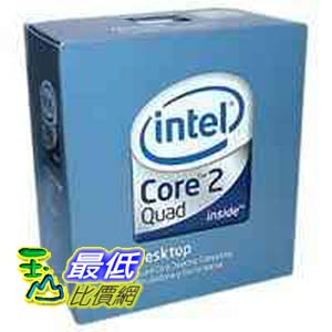 [103美國直購 ShopUSA] Processor - 1 x Intel 處理器 Core 2 Quad Q9300 / 2.5 GHz ( 1333 MHz ) - LGA775 Socket - L2 6 MB - Box $6114