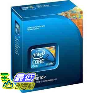 [103美國直購 ShopUSA] Intel 四核處理器 Q8300 Core 2 Quad Processor BX80580Q8300 SLGUR LGA775 $6135