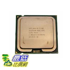 [103 玉山網 裸裝二手] Intel 賽揚雙核 E1200 1.6G主頻 65納米 775介面 $595