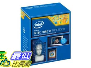 [103美國直購 ShopUSA] Intel 四核處理器 Core i5-4570 3.2GHz LGA 1150 84W Quad-Core Desktop Processor Intel $8599
