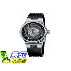 [103瑞士轉帳代購] 手錶 Oris TT2 WilliamsF1 Team Skeleton Engine Mens Wristwatch 733.7560.41.14.RS
