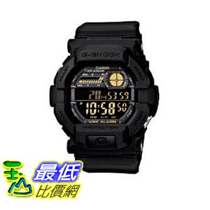 [103美國直購] Casio 手錶 Black Men's GD350-1B G Shock  Watch