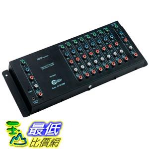 [103美國直購] 強波器 CE LABS AV901COMP HDTV Distribution Amplifier (1-Input 9-Output) $3649