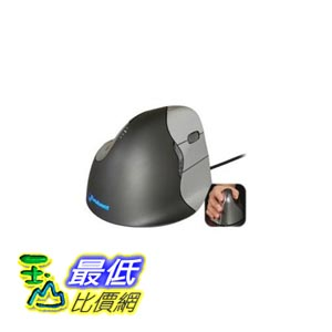 "[103美國直購] 美國直購右手標準滑鼠 Evoluent VerticalMouse 4 ""Regular Size"" Right Hand (model # VM4R) - USB Wired $3977"