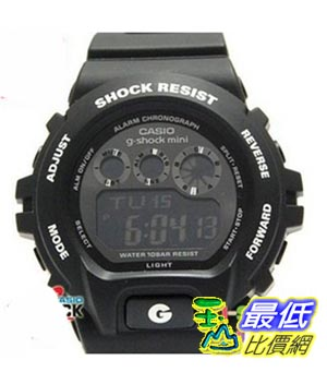 [103美國直購] CASIO 手錶 watch G-SHOCK mini GMN-691-1AJF