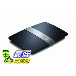 [美國直購 ShopUSA] Linksys 路由器 EA4500 App-Enabled N900 Dual-Band -N Router with Gigabit and USB
