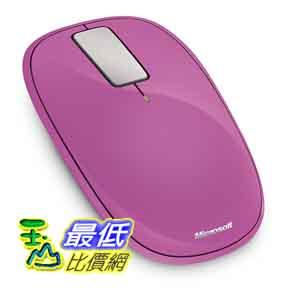 [美國直購 ShopUSA] Microsoft 鼠標 Explorer Touch Mouse - Dahlia Pink $745