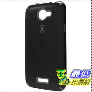 [美國直購] Speck 手機殼 SPK-A1434 Products CandyShell Glossy Finish Cell Phone Case for HTC One X - 1 Pack - Retail Packaging - Black/Dark Grey