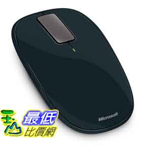[美國直購 ShopUSA] Microsoft 鼠標 Explorer Touch Mouse - Storm Gray $1205