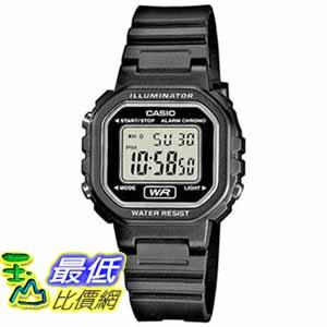 [A美國直購 ShopUSA] Casio 手錶 Women's Classic Watch LA20WH-1A