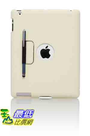 [美國直購 ShopUSA] Targus 保護套 THD00601US (Bone/White) iPad 3 and iPad 4th Generation